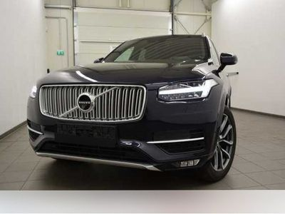 brugt Volvo XC90 D5 Awd Geartronic Inscription, Acc Leder Navi Sd