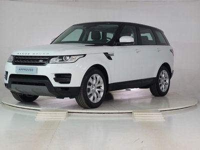 gebraucht Land Rover Range Rover Sport Sport 3.0 TDV6 Black & White Edition del 2016 usata a Torino