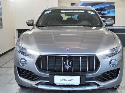 brugt Maserati Levante 3.0 diesel 275cv