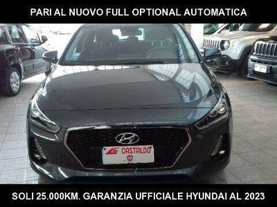 usata Hyundai i30 Wagon 1.6 CRDi 110CV DCT Business