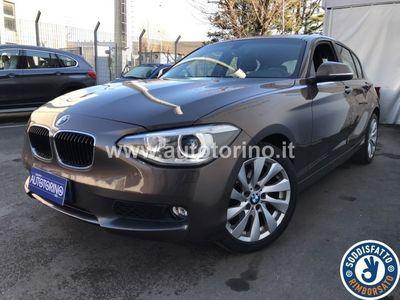 used BMW 120 SERIE 1 (5 PORTE) d xdrive Unique 5p