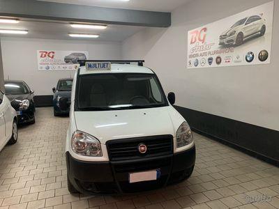 brugt Fiat Doblò mjt optional garantita 08