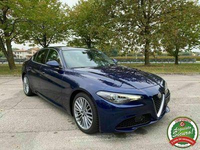 usata Alfa Romeo Giulia 2.2 Turbodiesel 190 CV AT8 Lus