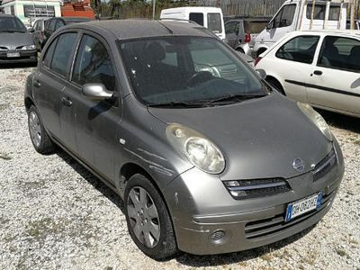 usado Nissan Micra 1.2 5 Porte 80cv venduta Nello Stato