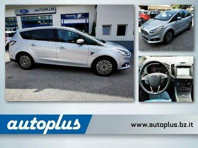 usata Ford S-MAX 2.0 EcoBlue 190CV Start&Stop Aut.7p. Titanium Business usato