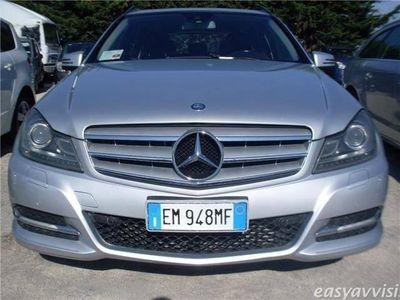 usata Mercedes C220 ClasseDI S.W. BlueEFFIIENY AUTOMATIK RESTYLING