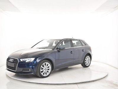 usata Audi A3 SPB 1.6 TDI 116CV S-tronic Design NAVI - AZIENDA