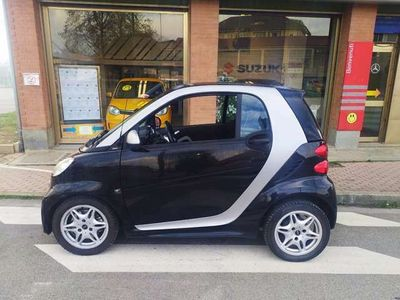 usata Smart ForTwo Coupé 1000 52 kW MHD passion
