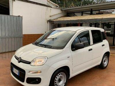 usata Fiat Panda 1.3 MJT S&S Pop Van 2 posti del 2018 usata a Roma