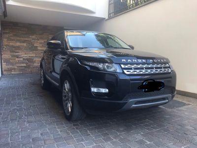 brugt Land Rover Range Rover evoque 2.2 Sd4 5p. Prestige