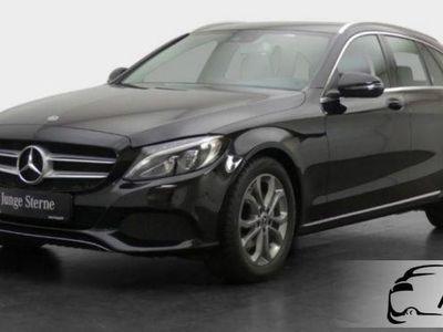 używany Mercedes C200 d S.W. Auto Sport 9g tronic 24 mesi garanzia rif. 10590431