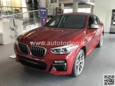 brugt BMW X4 M X4M40D