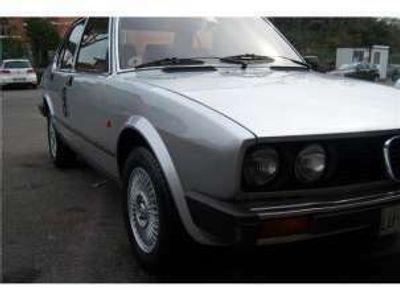 usata Alfa Romeo Alfetta QUADRIFOGLIO ORO INIEZIONE MECC SPICA Benzina