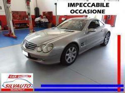 usata Mercedes SL350 cat 245 cv - impeccabile benzina