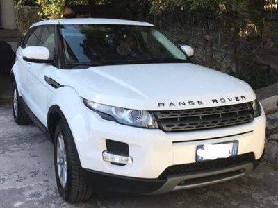 brugt Land Rover Range Rover evoque 2.2 TD4 5p.