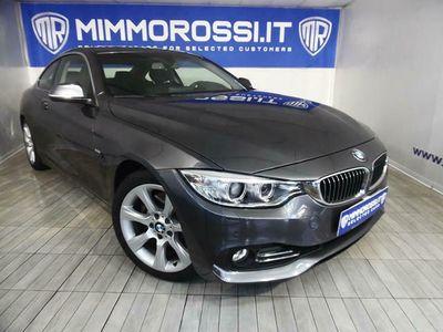 usata BMW 430 D Coupé Luxury Automatica