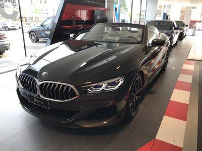 usata BMW M850 M SERIE 8Xdrive Cabrio