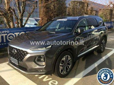 used Hyundai Santa Fe 2.2 CRDi 4WD A/T 5P XPRIME
