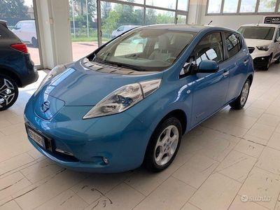usata Nissan Leaf Elettrico Sincrono Trifase