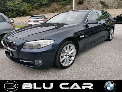 usata BMW 520 serie 5 touring d futura diesel