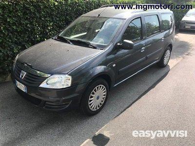 brugt Dacia Logan MCV 1.6 GPL 5 posti Lauréate