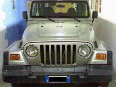 usata Jeep Wrangler 1ª-2ª s. - 2001