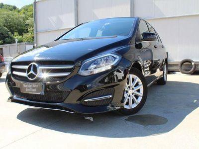 brugt Mercedes B180 CDI Executive