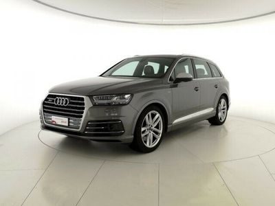 usata Audi SQ7 4.0 V8 TDI quattro tiptronic del 2017 usata a Assago