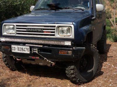 usata Daihatsu Rocky - 1991