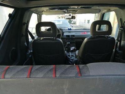 usata Opel Frontera 2.0i cat 3 porte Sport