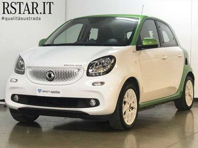 begagnad Smart ForFour Electric Drive Passion