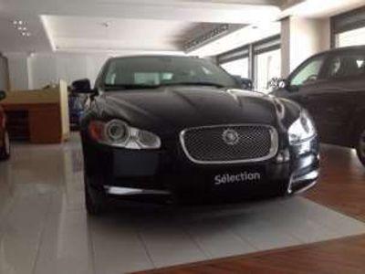 usata Jaguar XF 2.7d v6 luxury diesel