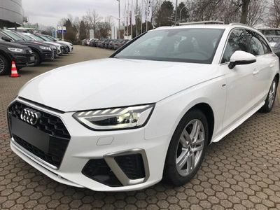 usata Audi A4 Avant S Line 40 Tdi Quattro 140(