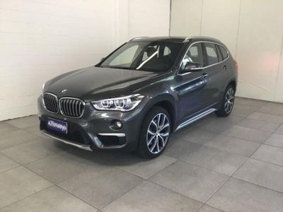 used BMW X1 xDrive 25d xLine