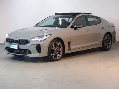brugt Kia Stinger 3.3 T-GDI AWD AT8 GT (TETTO)