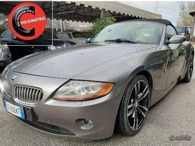 usata BMW Z4 3.0 benzina 231 cv 2003