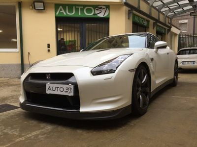 brugt Nissan GT-R 3.8 V6 KM UFFICIALI