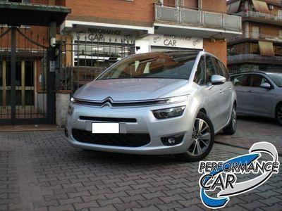 used Citroën Grand C4 Picasso BLUEHDI 150 S&S EAT6 EXCLUSIVE NAVI+SENSORI+C.L.17