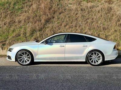 usata Audi A7 Sportback 3.0 TDI 245 CV quattro tiptronic usato