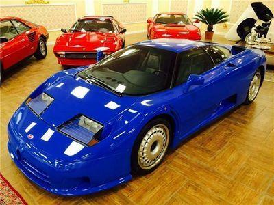 used Bugatti EB 110 AUTO NUM 48 SU 88 PRODOTTE UNICA IN EUROPA.