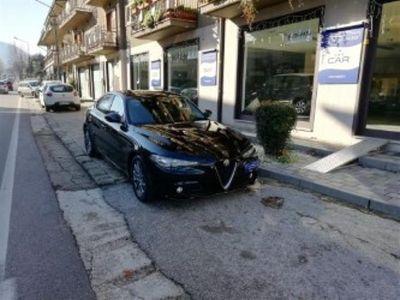 gebraucht Alfa Romeo Giulia 2.2 Turbodiesel 180 CV AT8 Super
