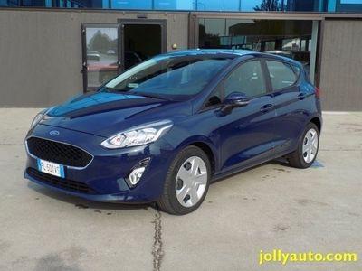 usata Ford Fiesta 1.5 TDCi 85CV S&S 5P Plus - OK NEOPATENTATI