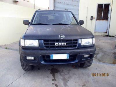 usata Opel Frontera 16V DTI 3 porte Sport Edition 2000 usato