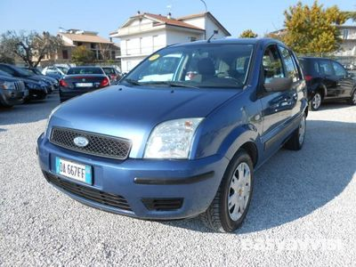 gebraucht Ford Fusion 1.4 TDCi 5p. Collection
