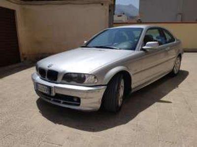 usata BMW 323 serie 3 coupè ci cat benzina