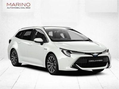 usata Toyota Corolla Corolla (2018--->)Touring Sports 2.0 Hybrid Style Station Wagon/SUV [NUOVO]