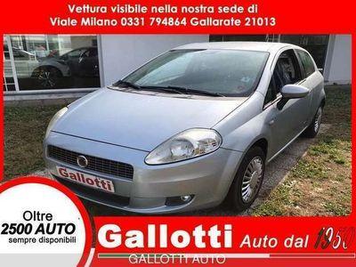 usata Fiat Grande Punto Grande Punto 1.2 3 porte Active