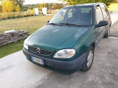 usata Citroën Saxo - 2001 1,5 DIESEL 5 PORTE