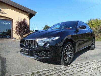 usata Maserati Levante v6 diesel 250 cv awd pelle cartier tetto panoram
