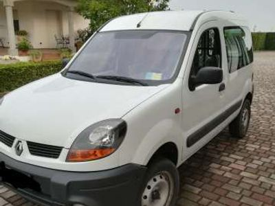used Renault Kangoo 4x4
